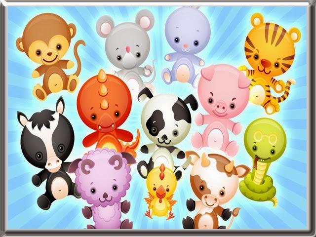 Nama Binatang Dalam Bahasa Mandarin