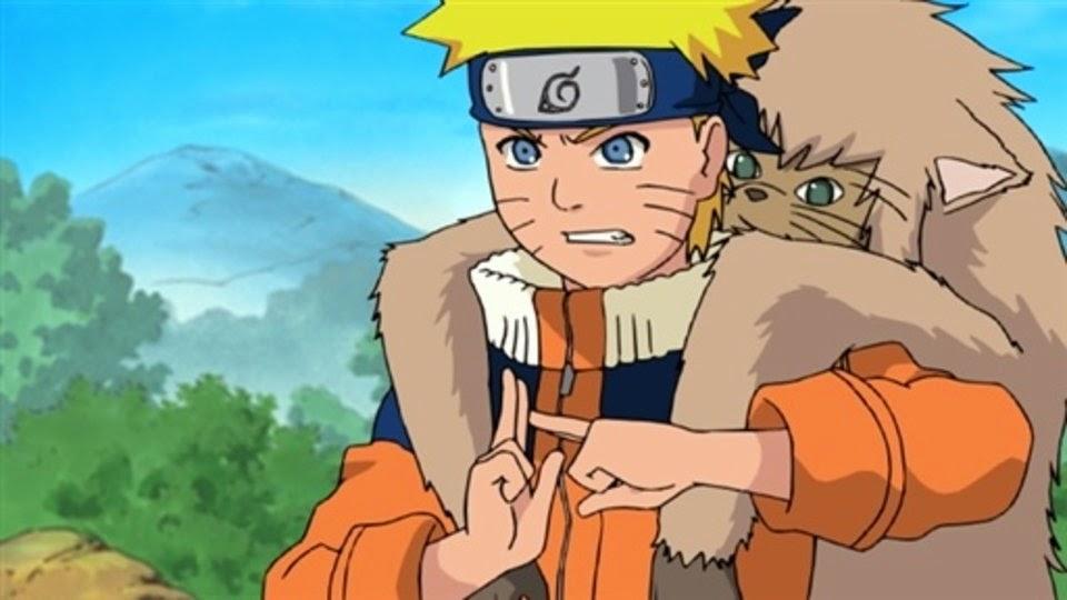 Naruto y el Onbaa