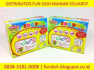 Fun-Doh Zoo Doh, fun doh indonesia, fun doh surabaya, distributor fun doh surabaya, grosir fun doh surabaya, jual fun doh lengkap, mainan anak edukatif, mainan lilin fun doh, mainan anak perempuan