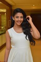 Daksha Nagarkar Cute Beauty in Sleeveless White Dress at Khwaaish Exhibition Launch 2017 ~  Exclusive 044.JPG