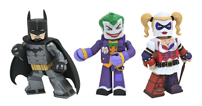 Batman: Arkham Asylum Video Game Vinimates Vinyl Figure Series by Diamond Select Toys