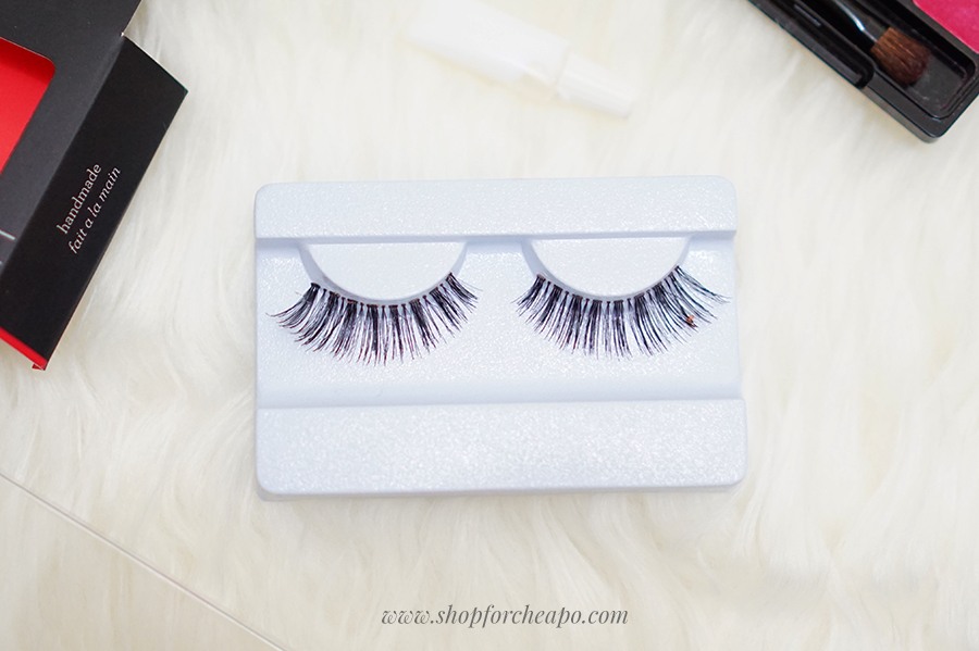 review lavie lash snowdrop
