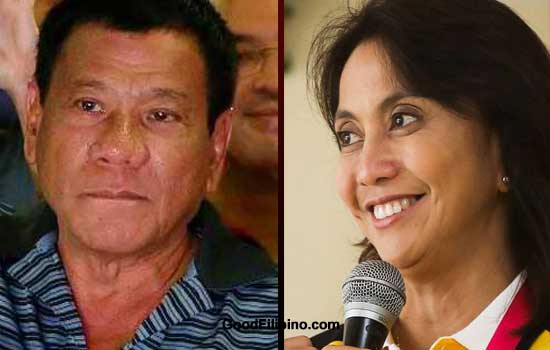 Duterte on Leni's Cabinet post: 'I have not considered anything for her'