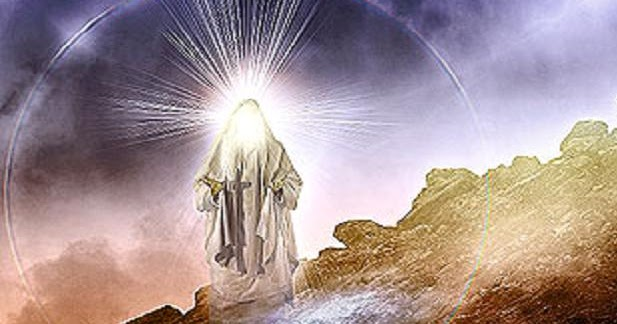 Who's ? Right: Melchizedek: The Mystery Man