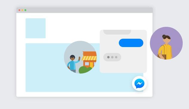 Cara Memasang Facebook Messenger di Blogger