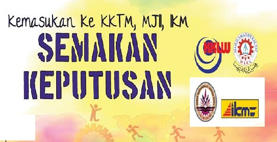 Semakan IKM KKTM MJII Julai 2017 Online