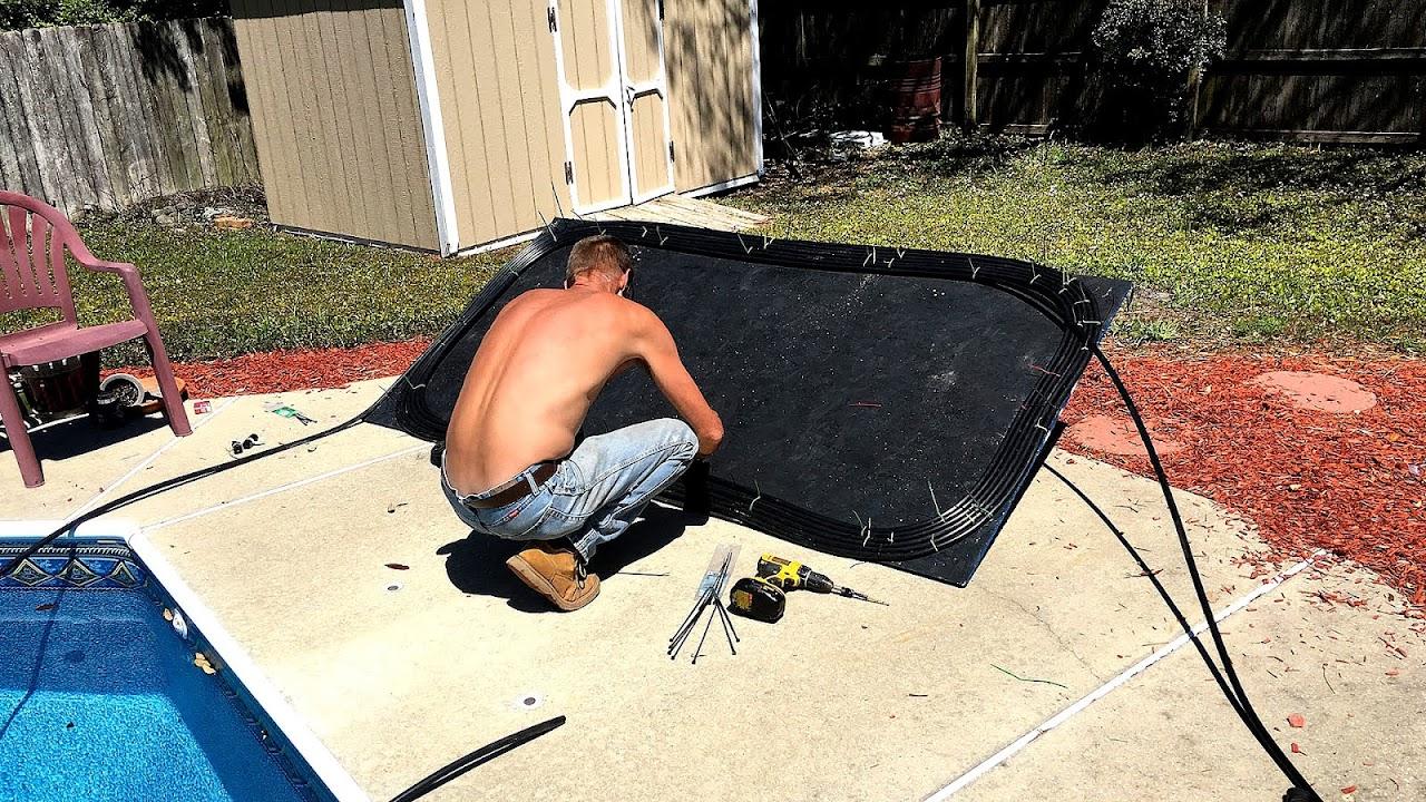 Solar Pool Heaters Diy Diy Choices