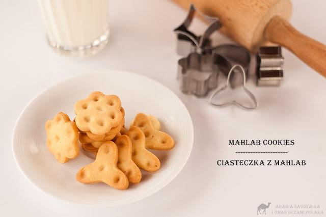 Ciasteczka z mahlabem (Mahlab cookies)