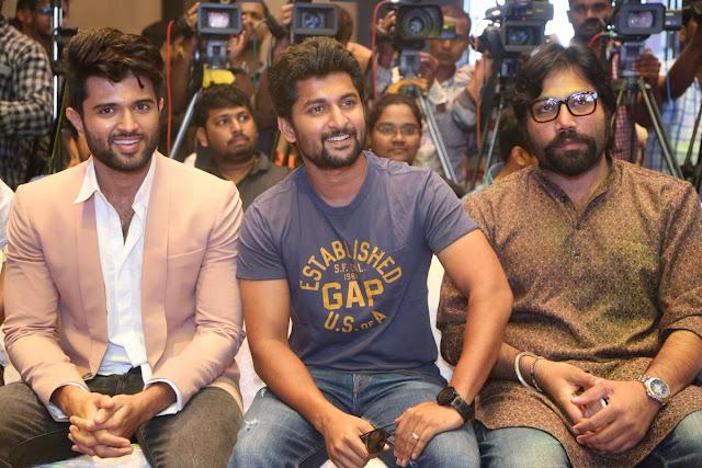 Arjun Reddy Telugu Movie Trailer Launch Photos