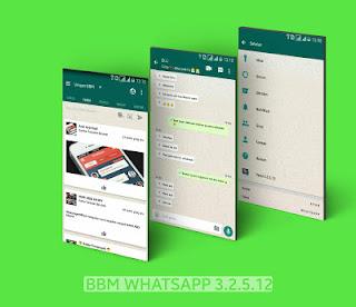 BBM Mod WhatsApp Apk Clone 3.2.5.12 Terbaru 2017 (update)