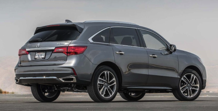 2018 acura mdx sport hybrid review car and driver review