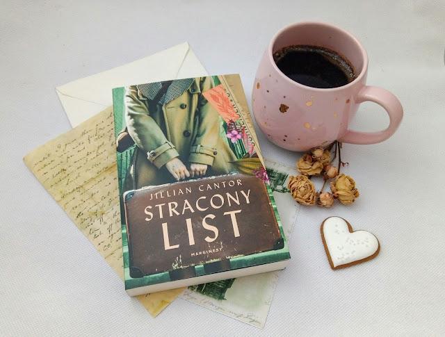 """""""Stracony list"""" - Jillian Cantor"""