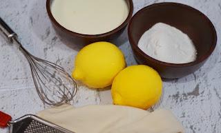 Begini Cara Membuat Es Krim Lemon yang Lezat Sederhana