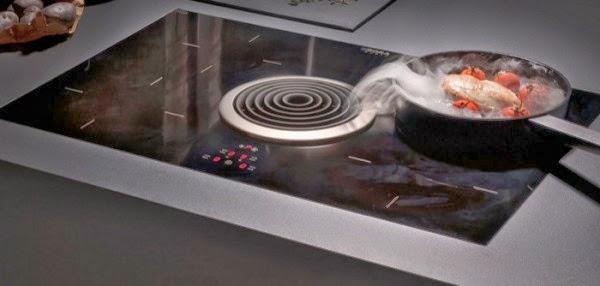 Marzua bora basic placa de cocina con extractor incorporado - Extractor de humo para cocina ...