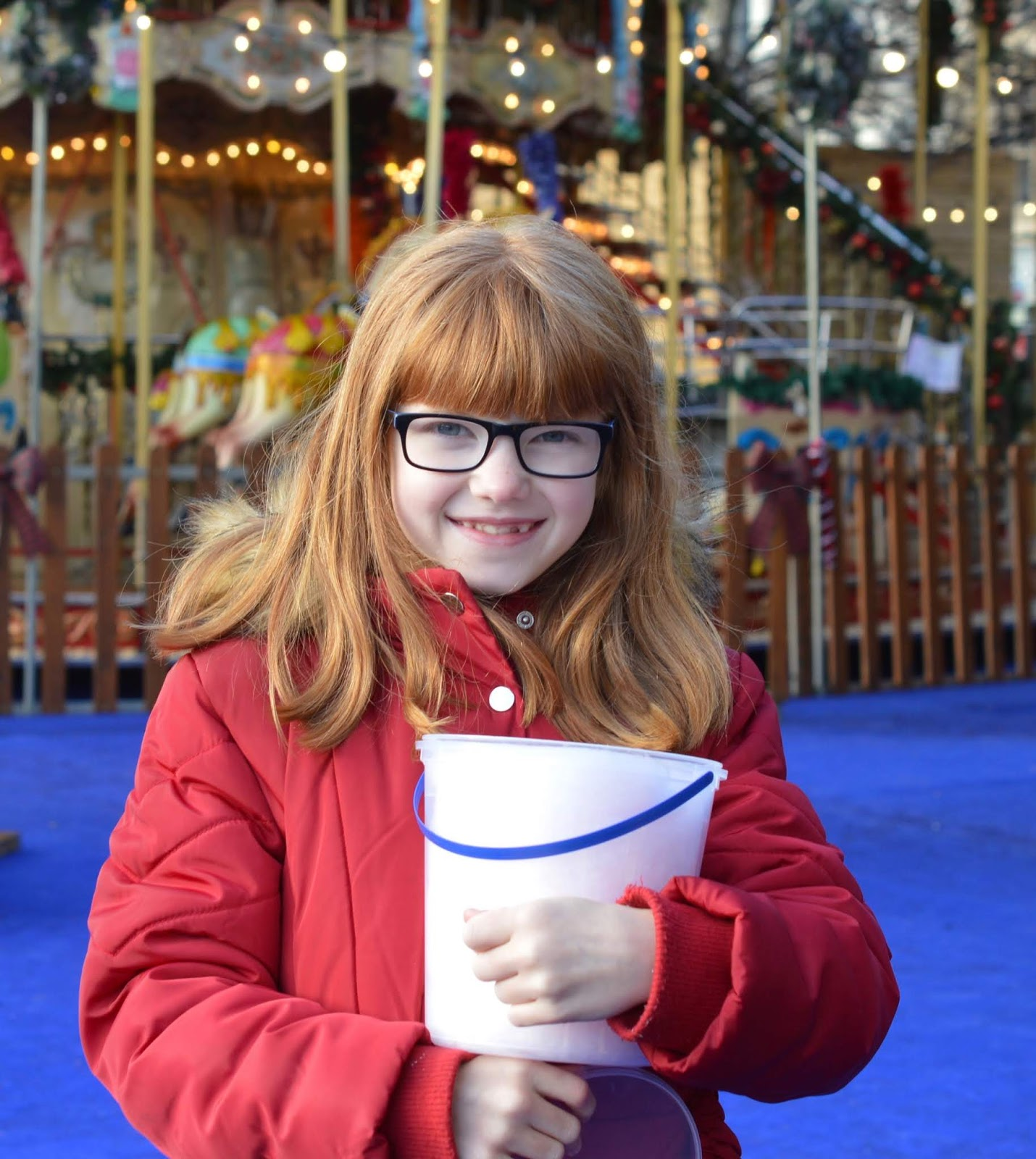 Top Tips for Driving to Edinburgh Christmas Markets with Kids - candyfloss