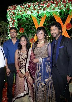 Actor-Chandran-VJ-Anjana-Reception