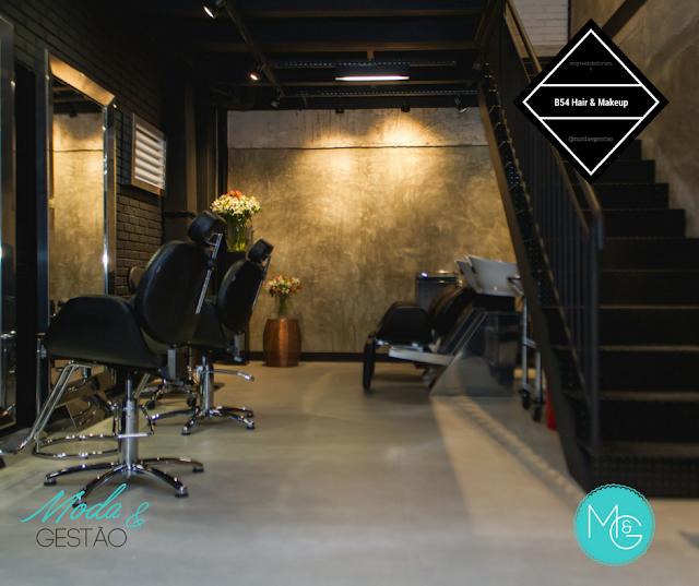 Empreendedorismo: Conheça o B54 Hair & Makeup, em Águas Claras