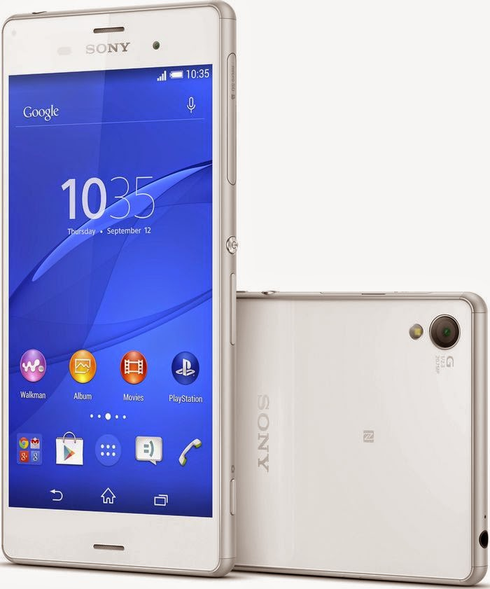 Best smartphones on the market: Xperia Z3