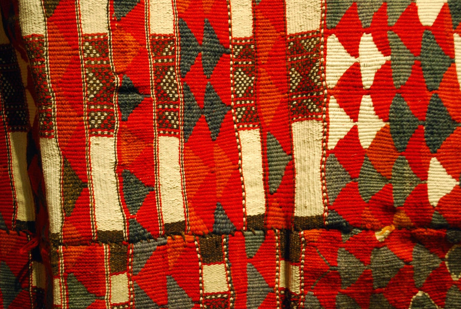Make It A Wonderful Life Bedouin Textiles