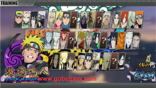 Download Game Naruto Senki War Of Ninja