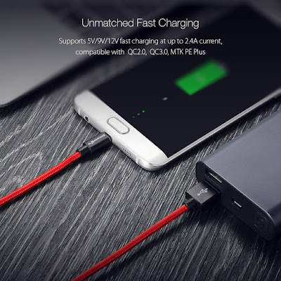 double usb cable
