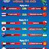 Lịch thi đấu AFC Cúp 2019 vòng 16 đội