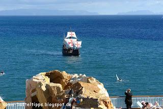 Kreuzfahrer Schiff und Piratenspielplatz Foto von Susanne McDonald, unabh. Stampin Up Demonstratorin