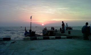Pantai Banyutowo Pati