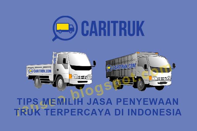 Tips Memilih Jasa Penyewaan Truk Terpercaya di Indonesia - Untuk kamu yang sedang bingung memilih sebuah jasa penyewaan truk terpercaya yang ada di Indonesia, di artikel ini Admin Ren akan memberikan beberapa Tips Memilih Jasa Penyewaan Truk Terpercaya di Indonesia.