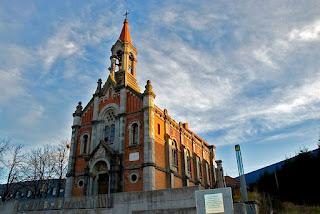 iglesia de Llanera