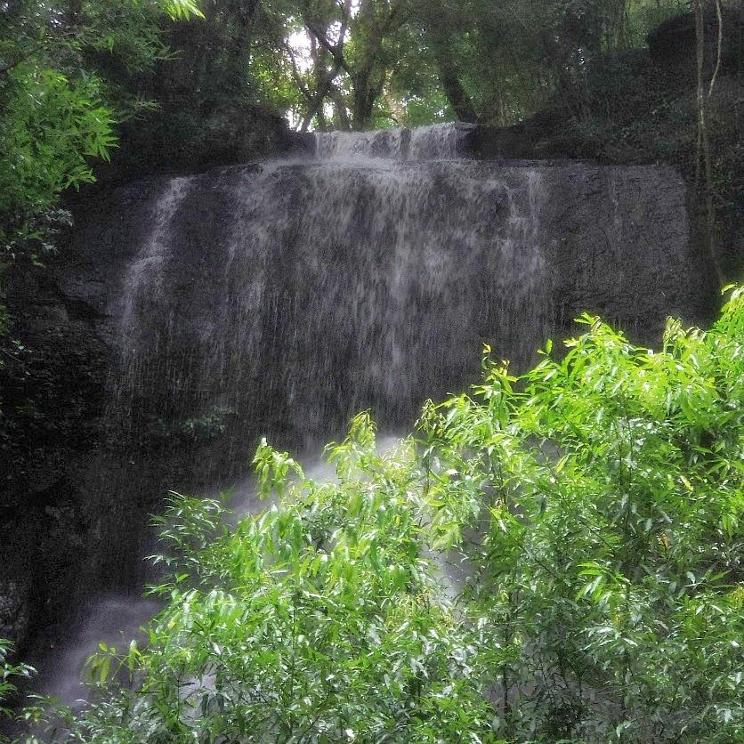Cascata Véu de Noiva, em Gramado