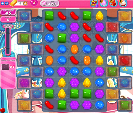 Candy Crush Saga 473