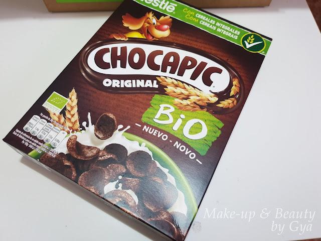 Chocapic Bio Nestlé Degustabox Marzo ´19 - Mi última cajita