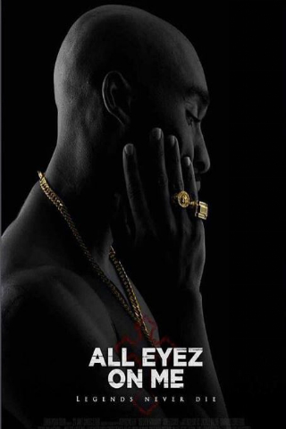 All Eyez on Me [2017] [DVDR] [NTSC] [Latino]