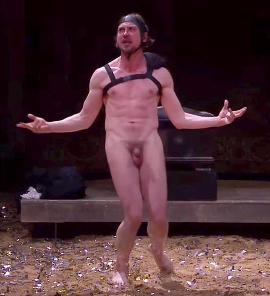 Eidinger nude lars Two versions