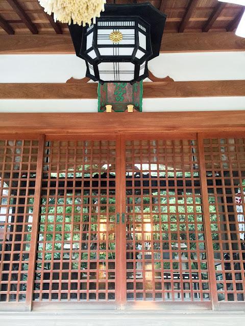 鳩森八幡神社,拝殿,千駄ヶ谷〈著作権フリー無料画像〉Free Stock Photos
