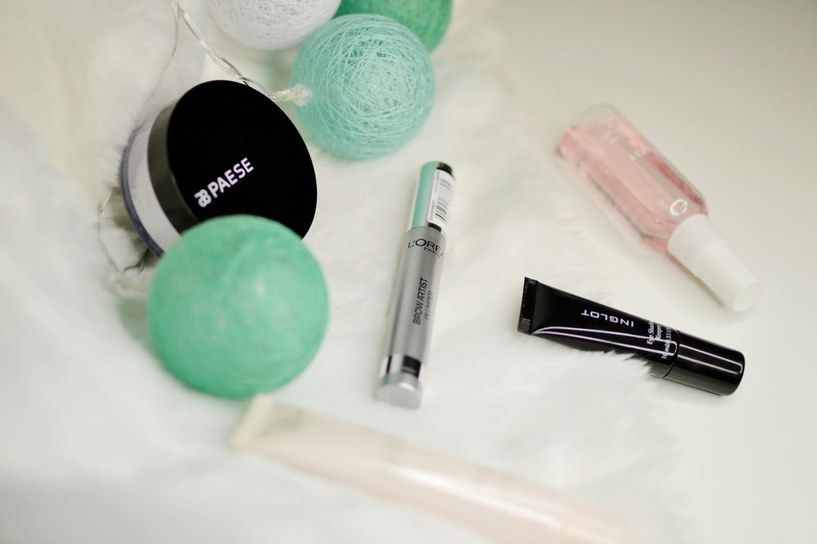 kosmetyki transparentne