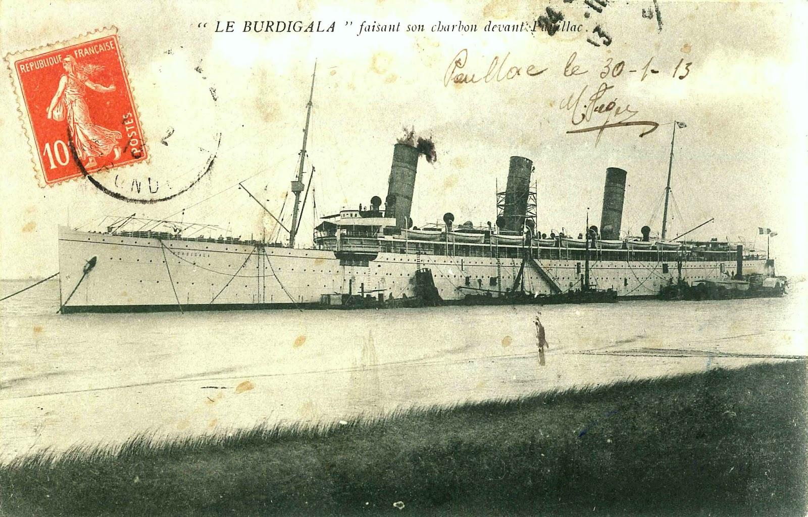 SS Burdigala