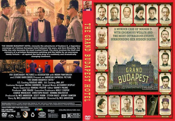 Dvd Movies Streaming The Grand Budapest Hotel 2014 A Perfect