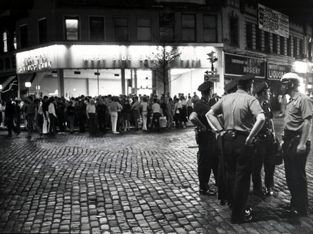 Old Photos Of Stonewall Riots June 28 1969 And
