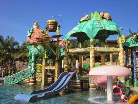 srabah water park : tempat wisata di tulungagung yang mengasyikan