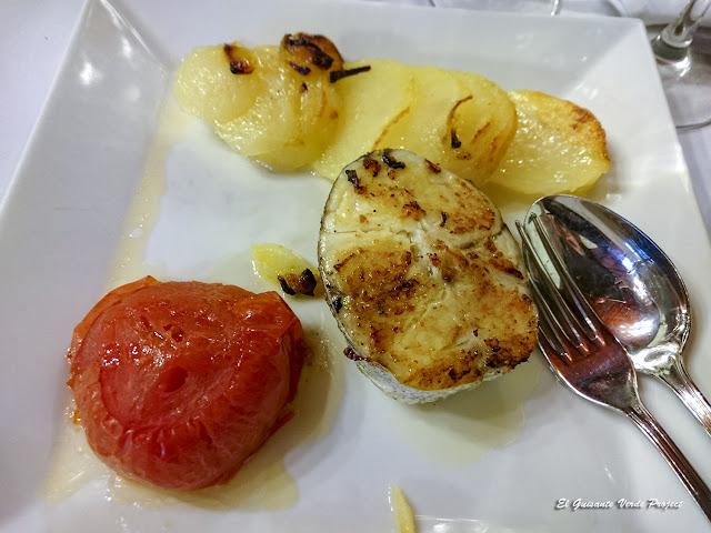 Arrugaeta Restaurante, Merluza por El Guisante Verde Project