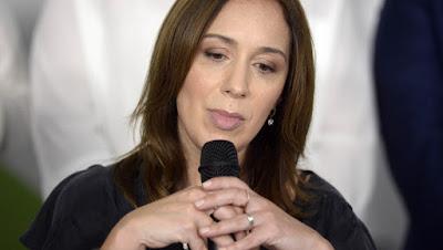 Encuesta:: la mayoría de los bonaerenses cree que Vidal es corrupta