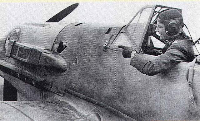 6 April 1941 worldwartwo.filminspector.com Hans-Joachim Marseille