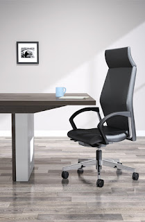 Eden Office Chair by Indiana Furniture