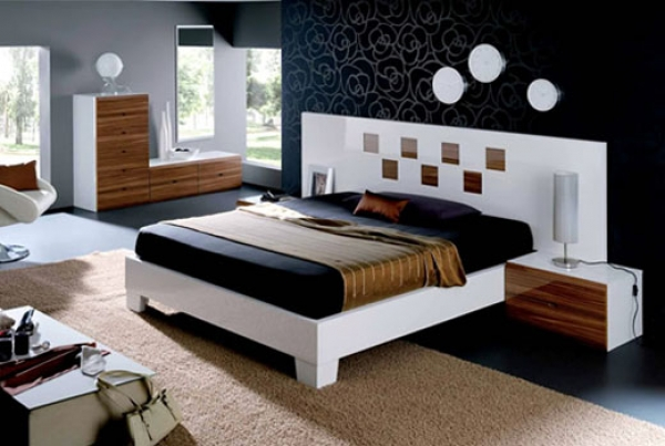 modern bedroom furniture design home interior design ideas. Farnichar Photo Hd