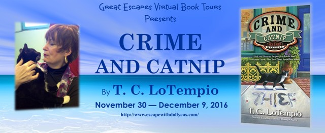 http://www.escapewithdollycas.com/great-escapes-virtual-book-tours/books-currently-on-tour/crime-catnip-t-c-lotempio/