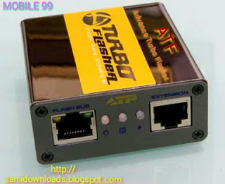 ATF Box(Advance Turbo Flasher)Latest Version V12.70 Full Setup With Driver Free Download