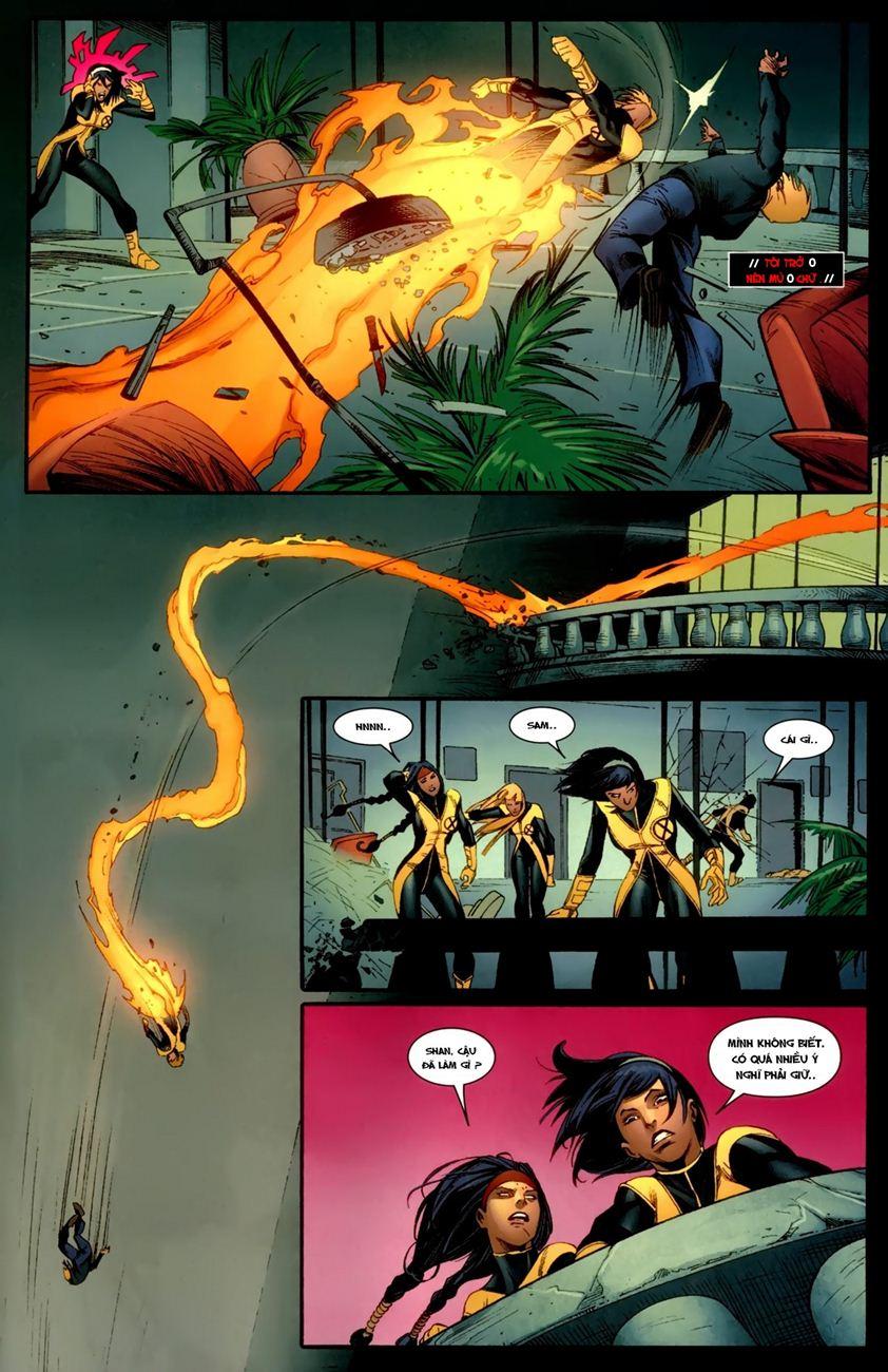 X-Men Necrosha chap 2 trang 19