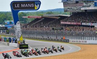 Jadwal MotoGP Le Mans Prancis Sabtu 19 Mei 2018